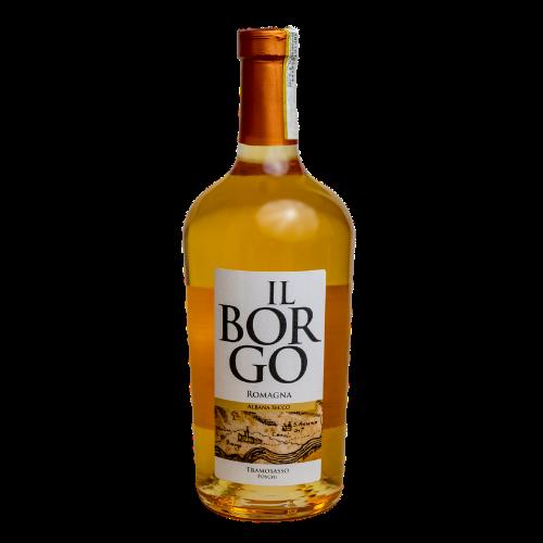 romagna albana vino bianco secco semi passito